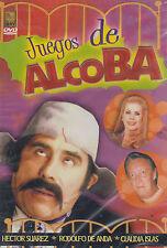 DVD - Juegos De Alcoba NEW Hector Suarez Claudia Islas FAST SHIPPING !