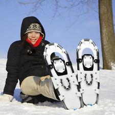 21� All Terrain Snow Shoes Lightweight Aluminum w/ Ratchet Bindings Outdoor