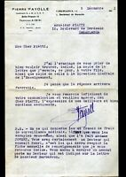 "CASABLANCA (MAROC) INGENIEUR A. & M. et I.C.M. ""Pierre FAYOLLE"" en 1941"
