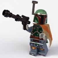 Star Wars LEGO® Boba Fett Mandalorian Bounty Hunter 75137 slave 1 pilot Genuine