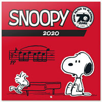 Snoopy Peanuts  Official Calendar 2020