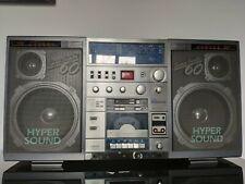 Conion C-126F Vintage Boombox Ghetto Blaster Japan Stereo Radio
