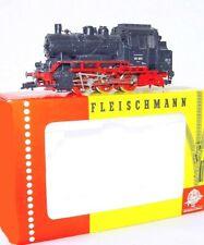 Fleischmann DC HO 1:87 German DB BR-89 Metal STEAM LOCOMOTIVE NMIB`80 Nice!