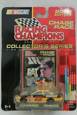 Racing Champions 1:64 Scale Chase The Race WARD BURTON 2002 DODGE CAT #22