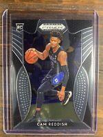 2019-20 Panini Prizm Basketball Cam Reddish #12 ROOKIE CARD Atlanta Hawks RC NBA