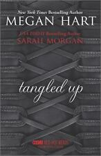 NEW - Tangled Up: Crossing the LineBurned by Megan Hart; Sarah Morgan