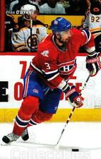 2009-10 Montreal Canadiens Postcards #22 Ryan O'Byrne