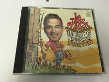 16 Tons of Boogie: Best of 1990 by Tennessee Ernie Ford CD 081227097523