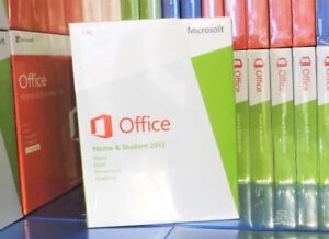 Microsoft Office Student 2013 Home Word Excel Powerpoint 365 New & Sealed