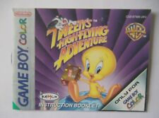 51794 Instruction Booklet - Tweety's High Flying Adventure - Nintendo Game