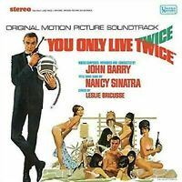 OST - JAMES BOND: YOU ONLY LIVE NEW VINYL RECORD