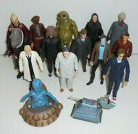"DOCTOR WHO - JOB LOT BUNDLE COLLECTION ACTION FIGURES 5"" SIZE - DW7"