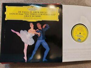 DE FALL THREE CORNERED HAT GRACE BUMBRY LORIN MAAZEL LPM 39115  LP