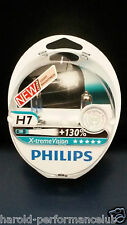 Philips H7  Extreme X-Treme Vision +130% H7 OEM  Made in Poland 12972XV+S2