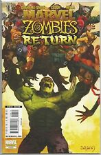 Marvel Zombies Return #4 : Marvel Comic Book