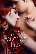 Feuer der Lust von Sharon Page   Buch   Zustand akzeptabel