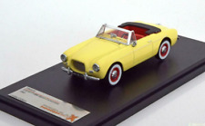 Volvo P1900 Sport Convertible 1955 light yellow1/43  PRD372 PremiumX
