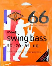 Rotosound Swing Bass RS66LE 50-110 Stainless Strings 4 Saiter Saiten long scale