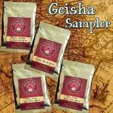 GEISHA COFFEE SAMPLER    FREE SHIPPING