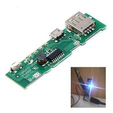USB 5V 1A Mobile Power Bank 18650 Battery Charger Module for Arduino WS2812B etc