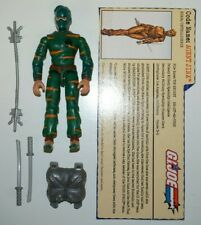 GI Joe Weapon Spy Troops Duke v12 Leg Armor Right 2003 Original Accessory