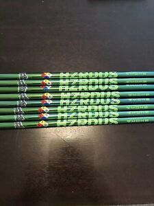 NEW PROJECT X HZRDUS SMOKE GREEN SMALL BATCH TOUR ISSUE ANY WEIGHT 6.0 6.5 6.5TX