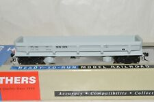 HO scale Walthers DIFCO dump gondola MW MOW work car train