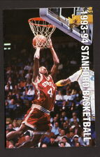 Stanford Cardinal--1993-94 Basketball Pocket Schedule--Ellison's Body Shop