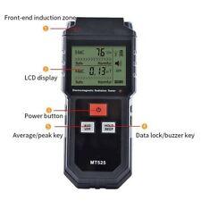 MT525 LCD Digitaler Elektromagnetischer Strahlungsdetektor EMF Meter Tester