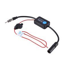 Amplificateur d'antenne Autoradio FM Signal Amplificateur pour Voiture ANT-208