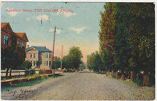 The Dalles,Oregon.Residence Street,Wasco County,Used,1908