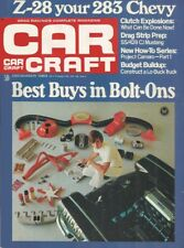 CAR CRAFT 1969 DEC - AMC MACHINE, CONEHEADS, 283/302