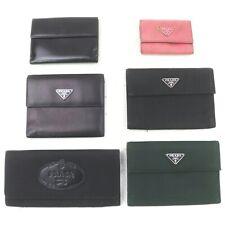 Prada Leather Nylon Wallet Key Case 6 pieces set 517916