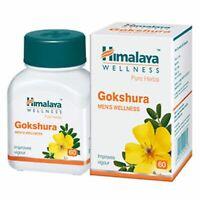 Himalaya Gokshura (Tribulus Terrestris) Men's Wellness 60 Tablets FREE SHIP