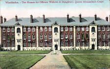 Wimbledon. Homes for Officers Widows & Daughters. Queen Alexandra's Court.