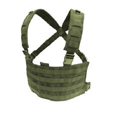 CONDOR MOLLE Tactical Nylon OPS Chest Rig Vest mcr4-001 OLIVE DRAB OD Green
