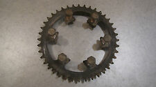 BOMBARDIER DS650 2001 REAR SPROCKET AND BOLTS