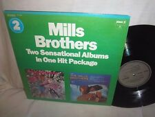 MILLS BROTHERS-TILL WE MEET AGAIN/DREAM A LITTLE DREAM OF ME PTP-2030 VG+/VG+ LP