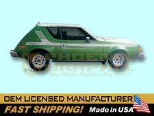 1975 1976 AMC American Motors Gremlin X Decals & Stripes Kit