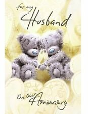 For my Wonderful Husband on our Anniversary  - Medium -  Tatty Teddy Me to You