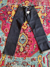 NWT GAP 1969 Kaihara Japanese Selvedge Denim Button Fly Jeans Mens 30x32