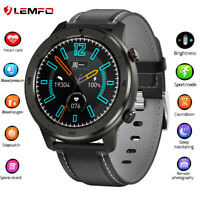 LEMFO DT78 Smart Watch blood pressure Heart Rate Monitor Montre intelligente