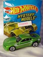 2017 Mystery Models #12 '13 COPO CAMARO∞Green Chevy; 5sp∞Sticker∞Hot Wheels