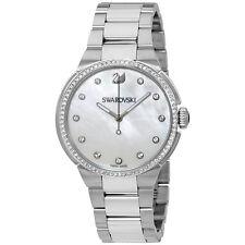 Swarovski City Mother of Pearl Dial Ladies Watch 5181635