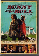 Bunny and the Bull (DVD, 2011) Ed Hogg, Noel Fielding, Simon Farnaby  BRAND NEW