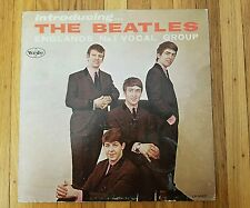 Introducing The Beatles RARE Version 2 MONO  VJLP 1062 VEEJAY VG  Vinyl VG Cover