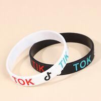 Partyzubehör TIK Theme TOK Armband Silikon Armbänder für Party Ga BOD