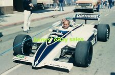 More details for 5 x 35mm slides of f1 in 1981 of various cars in the paddock of long beach gp