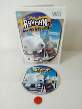 Rayman Raving Rabbids 2 | Nintendo Wii U | Wii | gebraucht in OVP