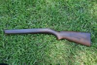 Winchester Model 67 Walnut Rifle Stock Shooter Shape Early W/ Buttplate